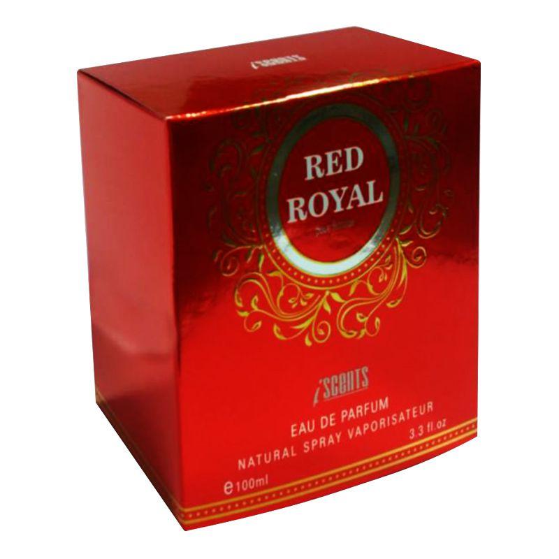 Red Royal Iscents Feminino Eau de Parfum 100ml