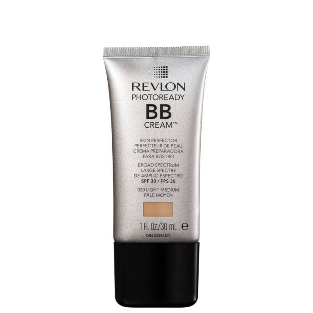 Revlon Base Facial BB Cream - Light Medium 020