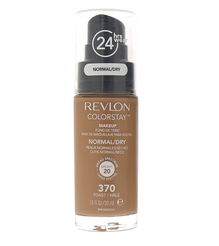 Revlon Colorstay  Normal/DRY  370 Pele Seca  - Base Liquida 30ml