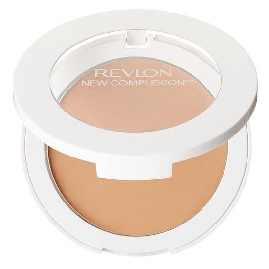 Revlon New Complexion One-Step Compact Makeup - Pó Compacto Natural Beige 04