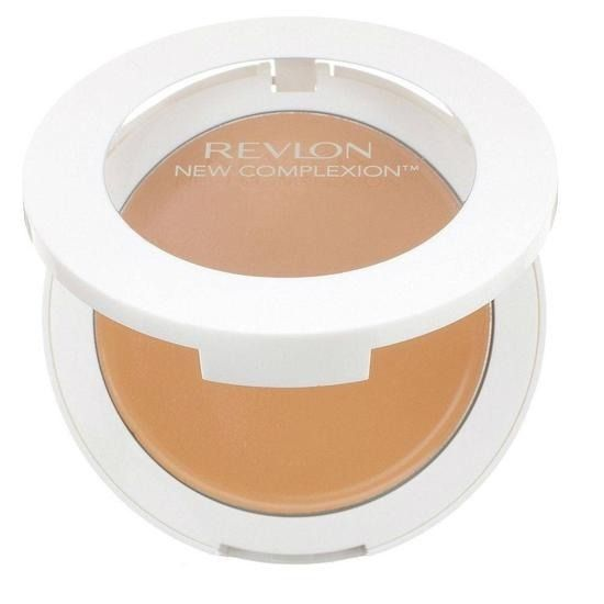 Revlon New Complexion One-Step Compact Makeup - Pó Compacto Natural Tan  10