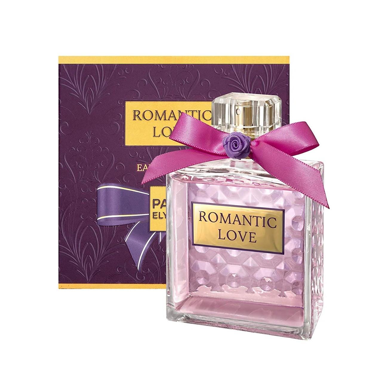 Romantic Love Paris Elysees Feminino Eau de Parfum 100ml
