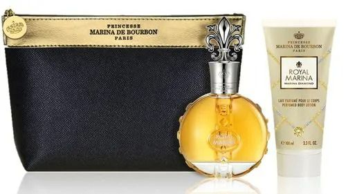 Royal Marina Diamond Marina de Bourbon Feminino EDP 100ML + Loção Corporal 100ml