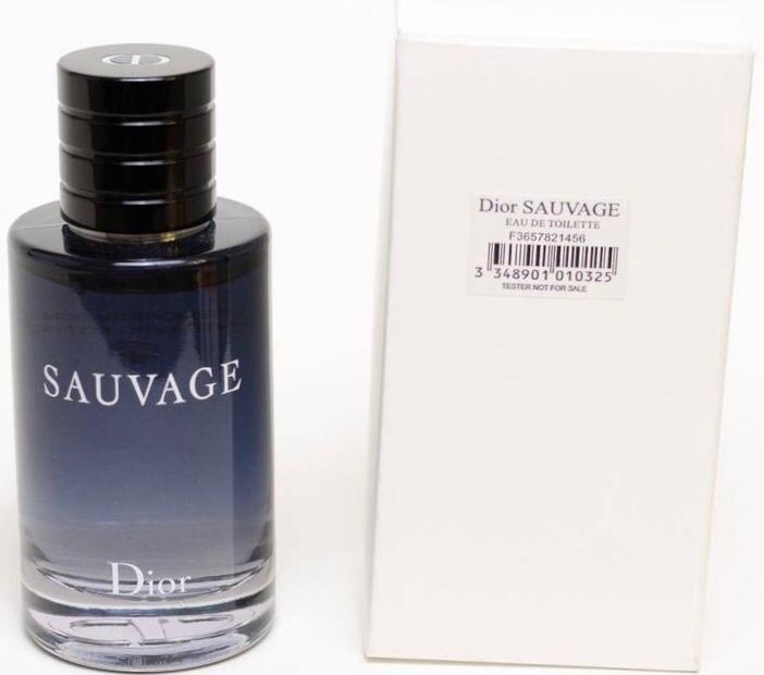 Sauvage  Dior Eau de Toilette 100ml – Tester