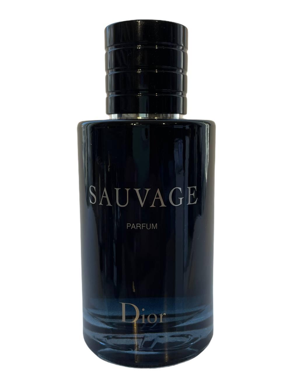 Sauvage Dior Parfum Tester 100 ml
