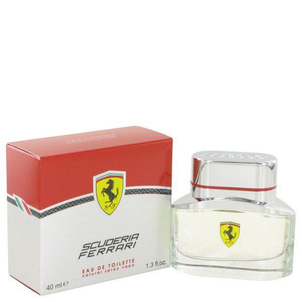 Scuderia Ferrari Masculino Eau de Toilette 40ml