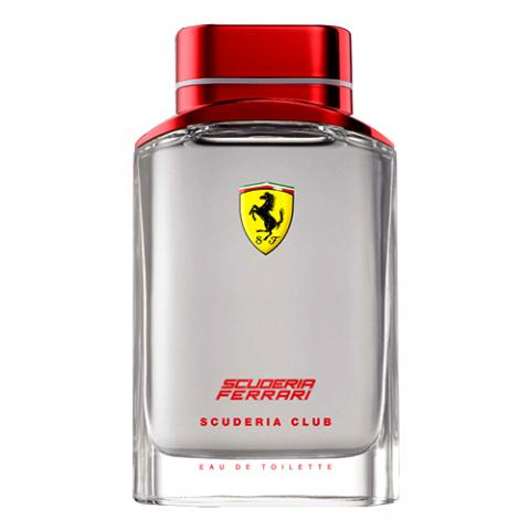 Scuderia Ferrari Scuderia Club Masculino Eau de Toilette 125ml
