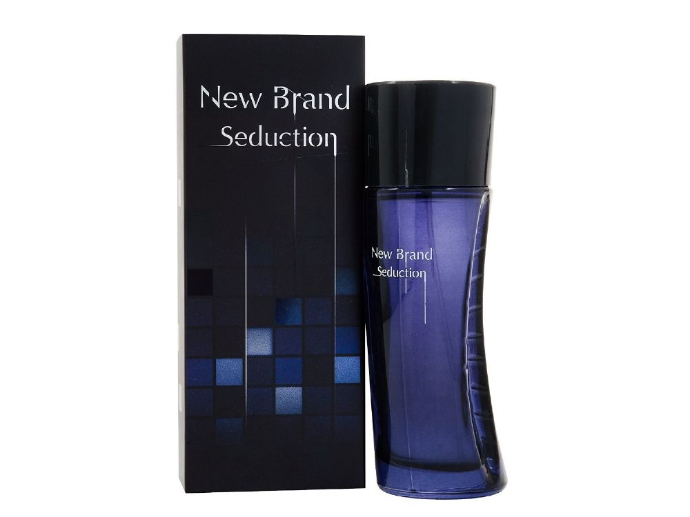 Seduction For Men New Brand Masculino Eau de Parfum 100ML