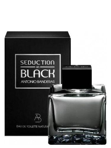Seduction In Black Antonio Banderas Masculino Eau de Toilette