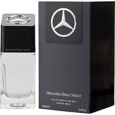Select Mercedes Benz Masculino Eau De Toilette 100 ml