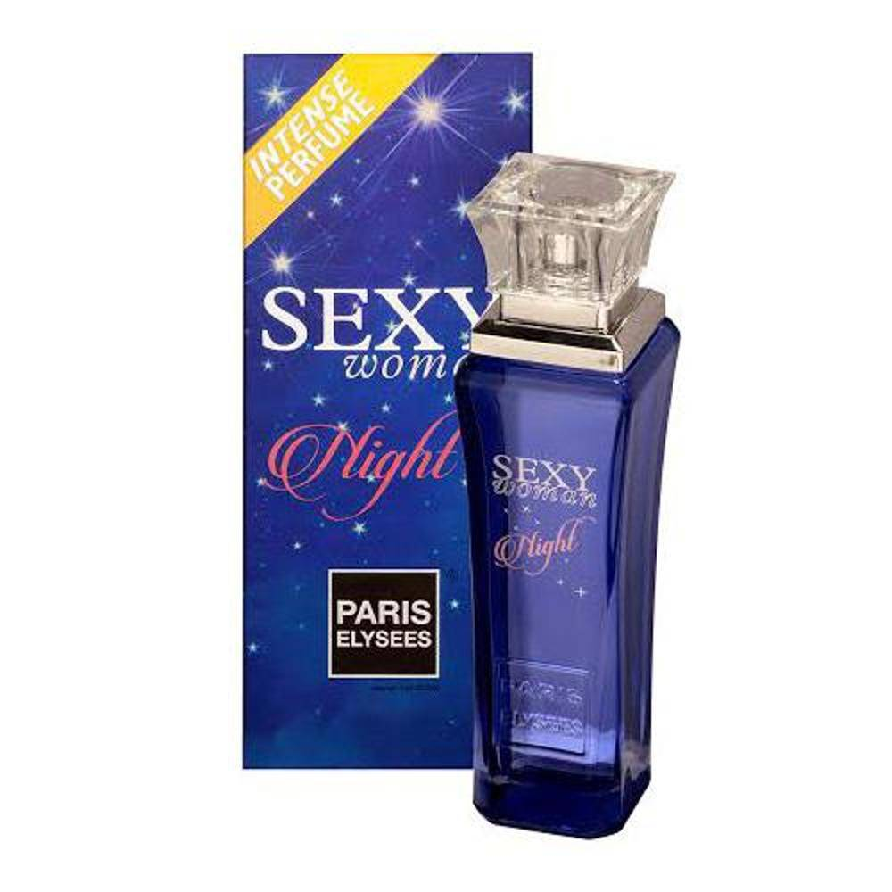 Sexy Woman Night Paris Elysees Eau de Toilete 100 ml