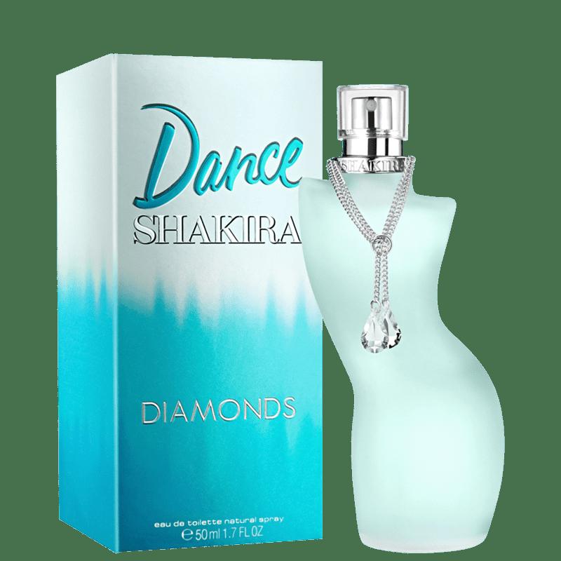 Shakira Dance Diamonds Eau de toillete 80 Ml