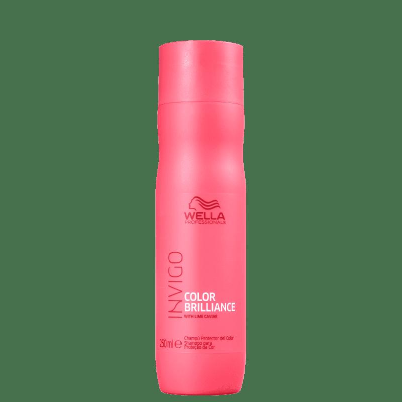 Shampoo Color Brilliance Wella Professionals Invigo 250 ml