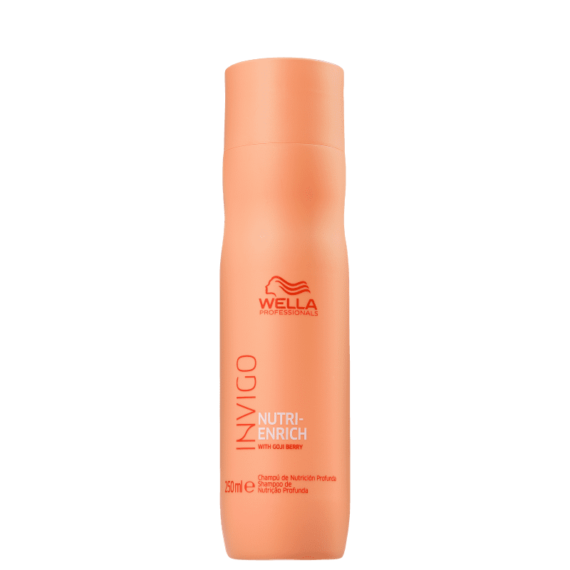 Shampoo Nutri Enrich Wella Professionals Invigo 250ml