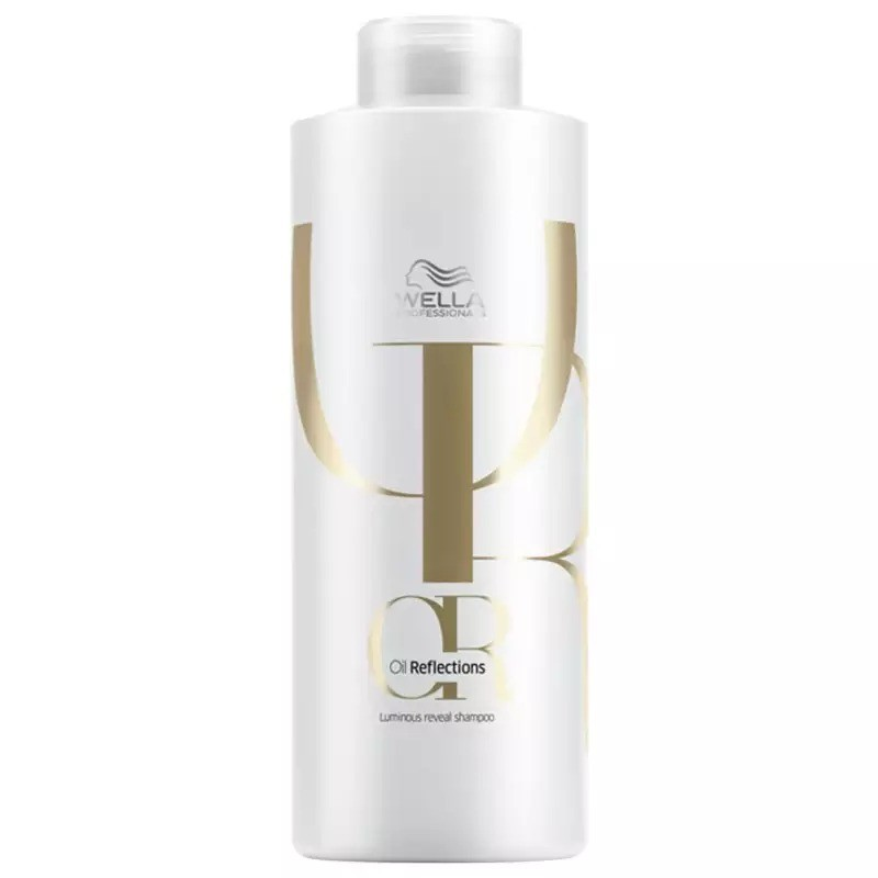 Shampoo Oil Reflections Wella Professionals 1 L