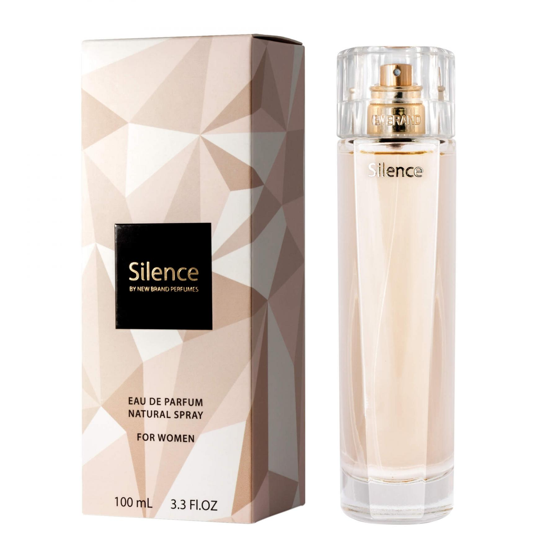 Silence New Brand Feminino Eau de Parfum 100ml