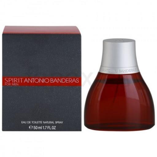 Spirit Antonio Banderas Masculino Eau de Toilette 50ml