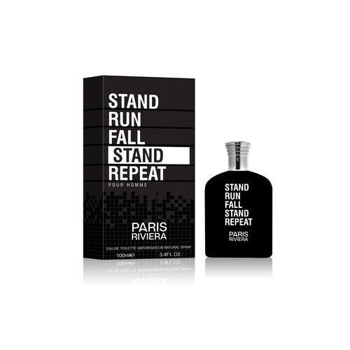 Stand Run Fall Stand Repeat Paris Riviera  Masculino Eau de Toilette 100ml