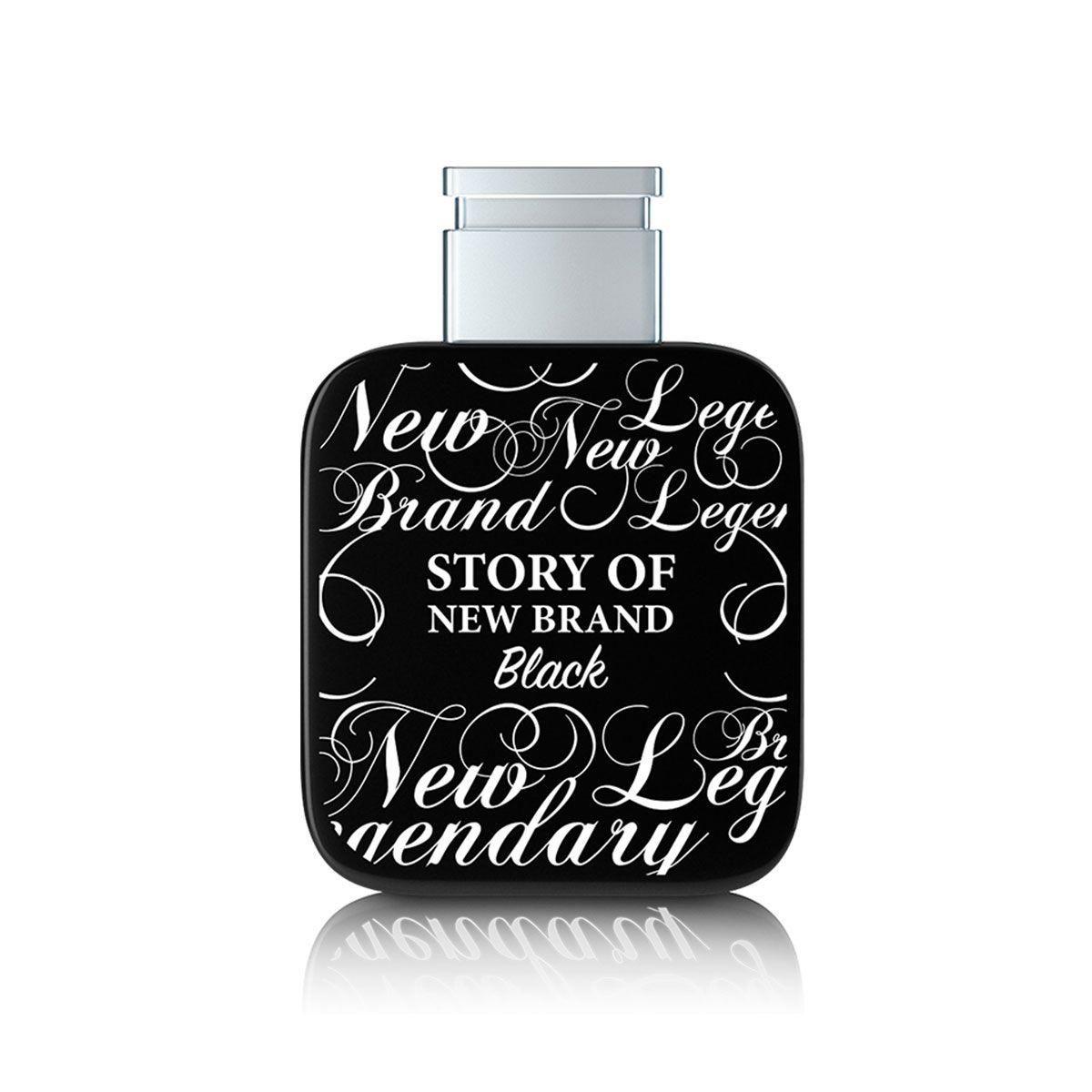 Story Of Black New Brand Masculino Eau de Toilette 100ML