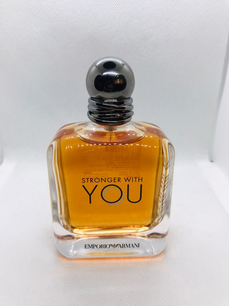 f5e9a91d194 Stronger With You Emporio Armani Masculino 100 ml Eau de Toilette -Tester