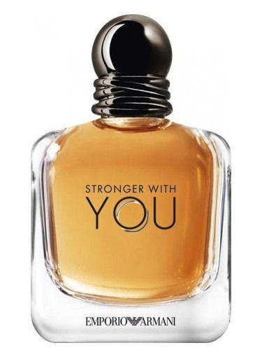 Stronger With You Emporio Armani Masculino Eau de Toilette