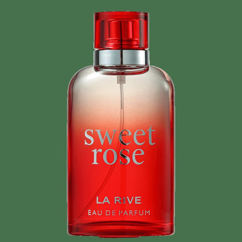 Sweet Rose La Rive Feminino Eau de Parfum 90ml
