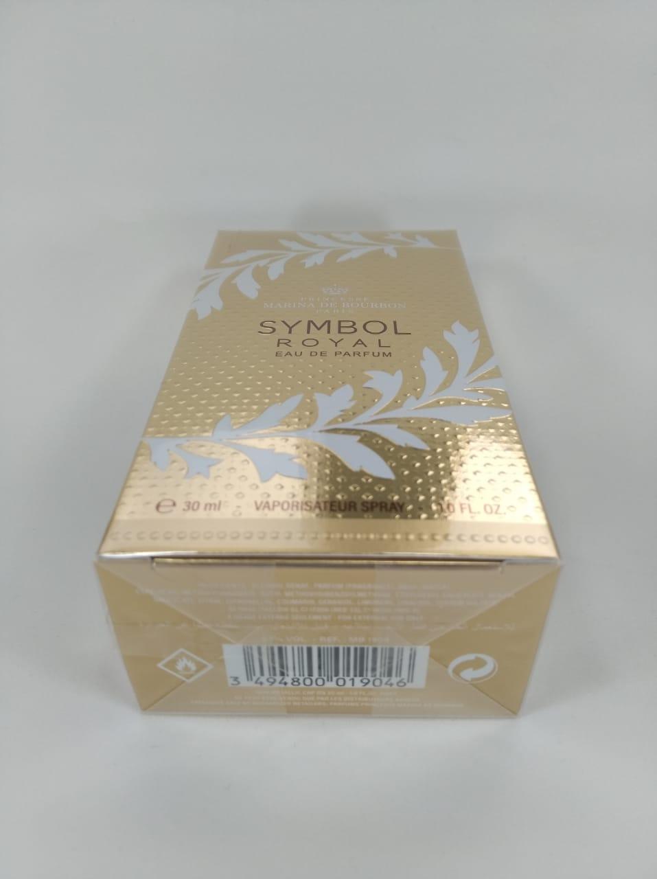 Symbol Royal Marina de Bourbon Eau de Parfum.