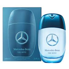 The Move Mercedes Benz Masculino Eau De Toilette 100 ml