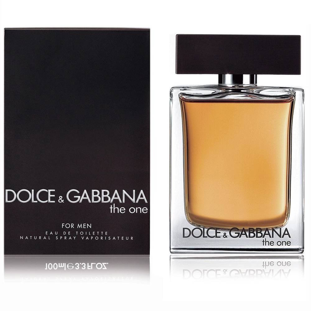 The One Dolce & Gabbana Masculino Eau de Toilette 100ml