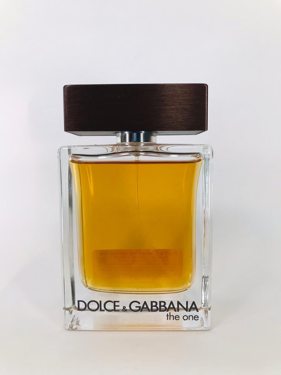 The One Dolce Gabbana Masculino Eau de Toilette 100 – Tester