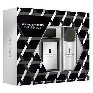The Secret Antonio Banderas Masculino Kit EDT 100ml + Desodorante 150ml