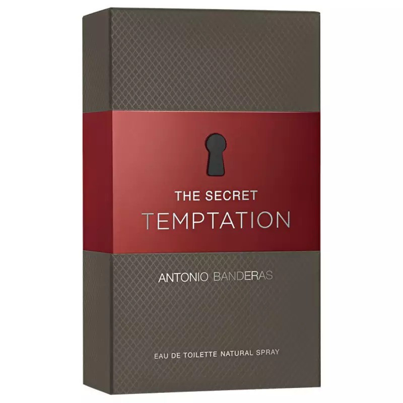 The  Secret Temptation Antonio Banderas Masculino Eau de Toilette 200ml