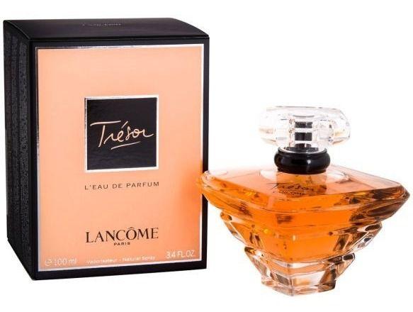 Trésor Lancôme Feminino L'eau de Parfum 100ml