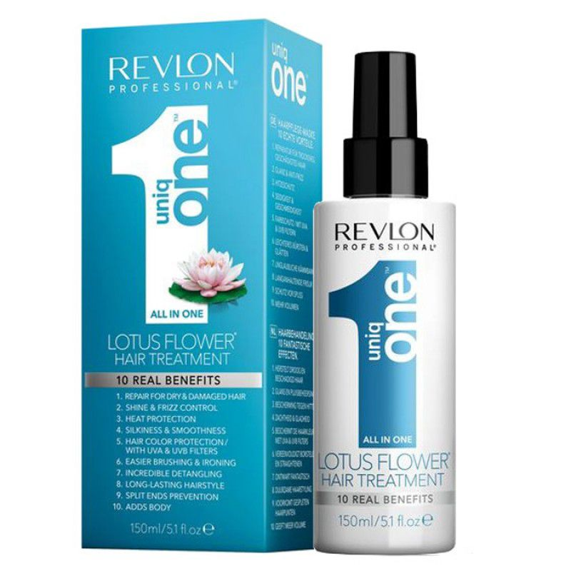 Uniq One Flor De Lótus Hair Treatment Revlon