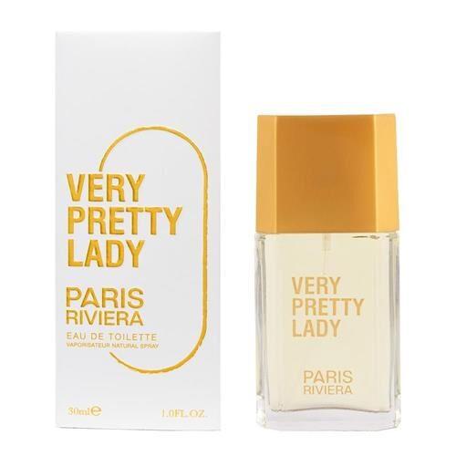 Very Pretty Lady Paris Riviera Feminino Eau de Toilette 30 ml
