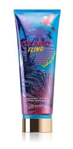 Victoria's Island Fling  Loção Hidratante 236ML