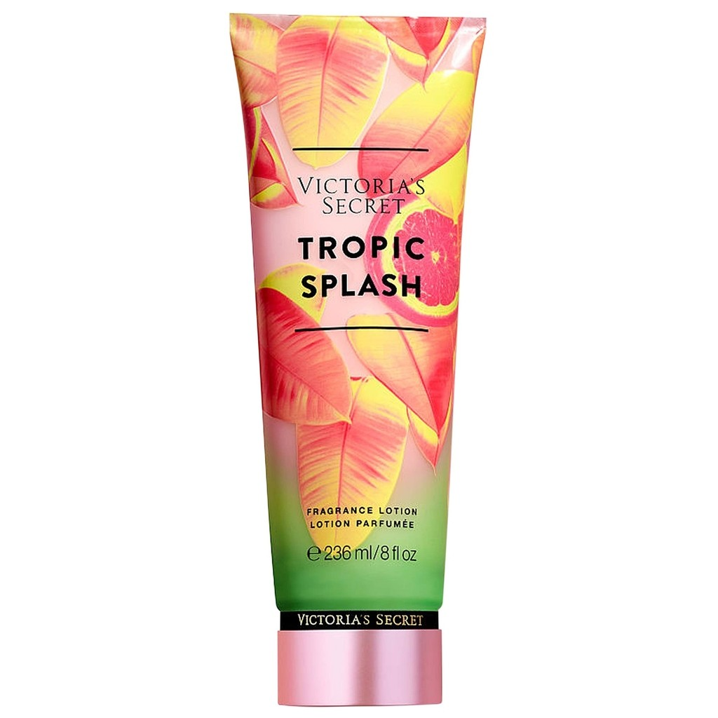 Victoria's Tropic  Splash  Loção Hidratante 236ML
