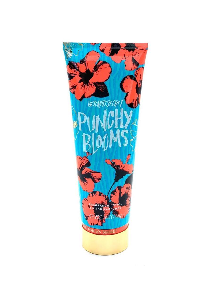 Victorias Secret  Punchy Blooms  Loção Hidratante 236ML