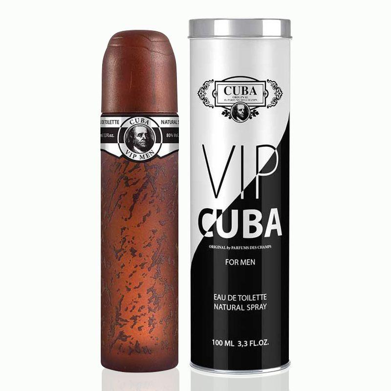 Vip Cuba Masculino Eau de Toilette 100ml