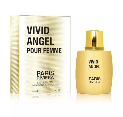 Vivid Angel Paris Riviera Feminino Eau de Toilette  100 ml