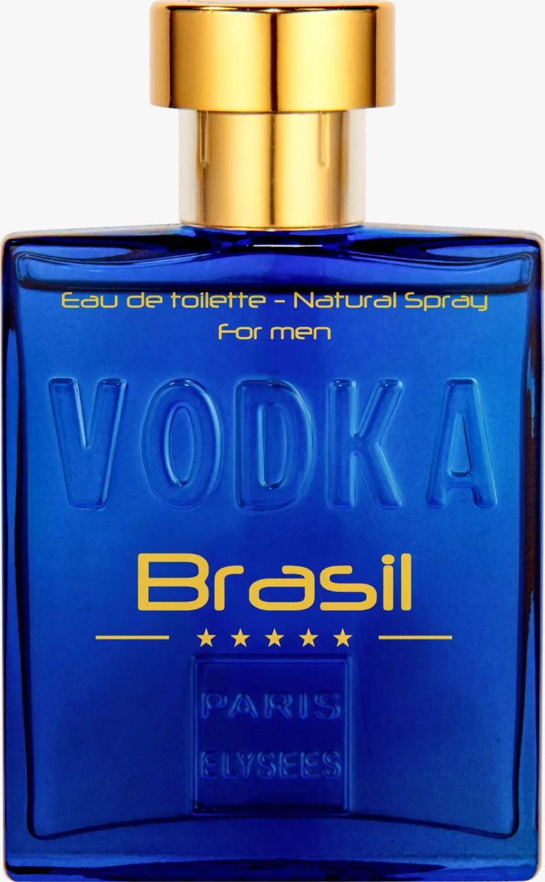 Vodka Brasil Blue Paris Elysees Masculino Eau de Toilette 100 ML