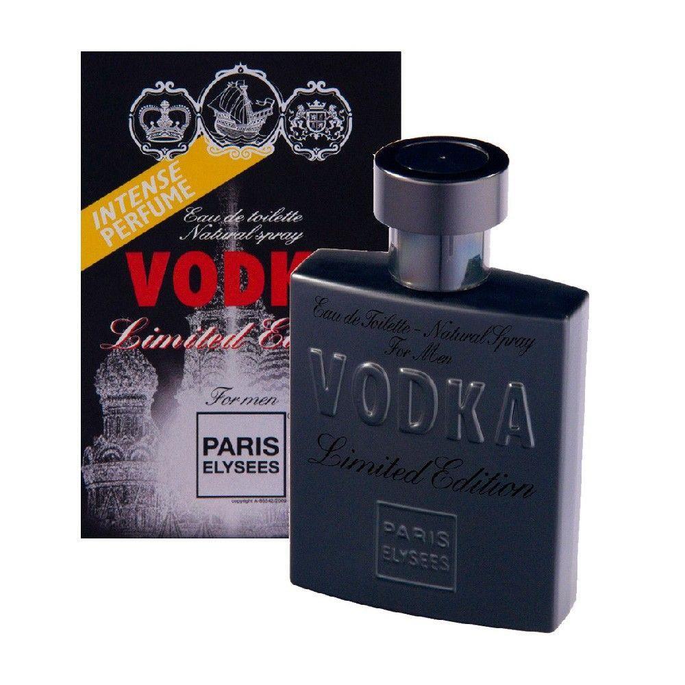 Vodka Limited Edition Paris Elysees  Masculino Eau de toilette 100 ml