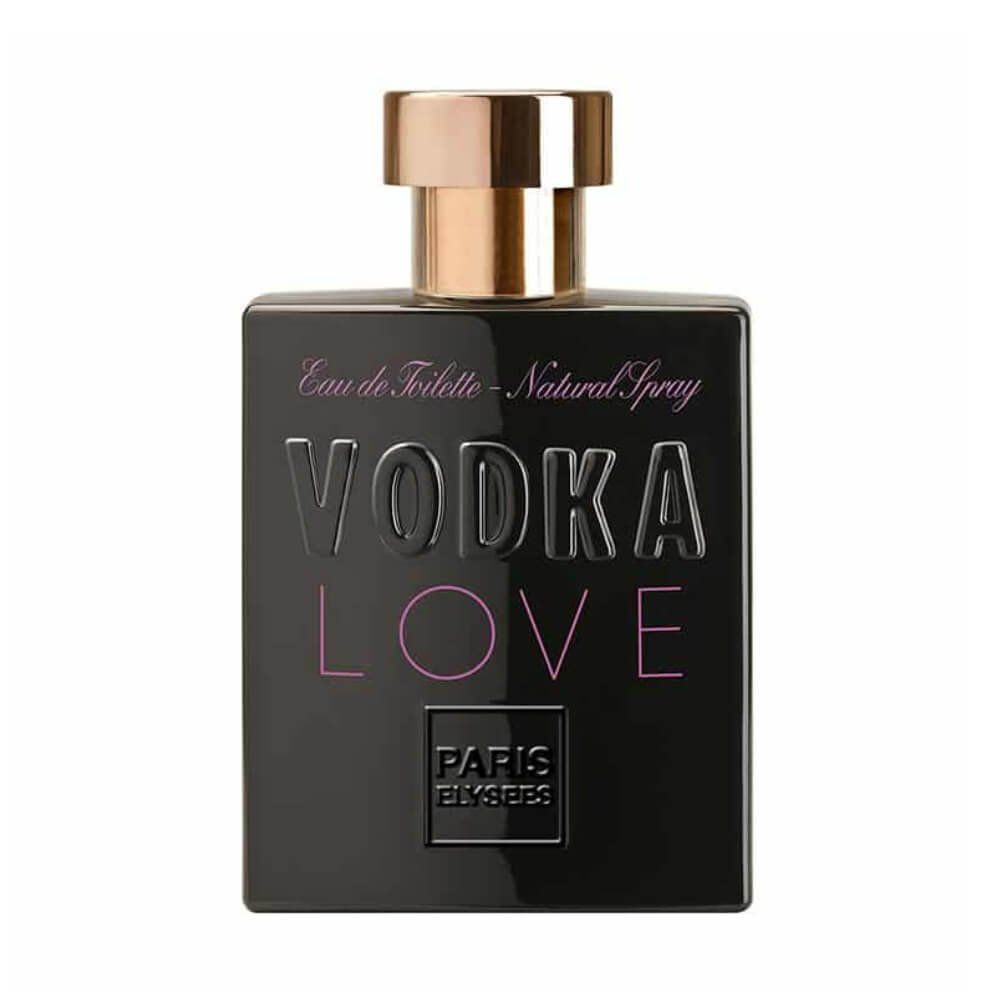 Vodka Love Paris Elysees Feminino Eau De Toillete 100 ml