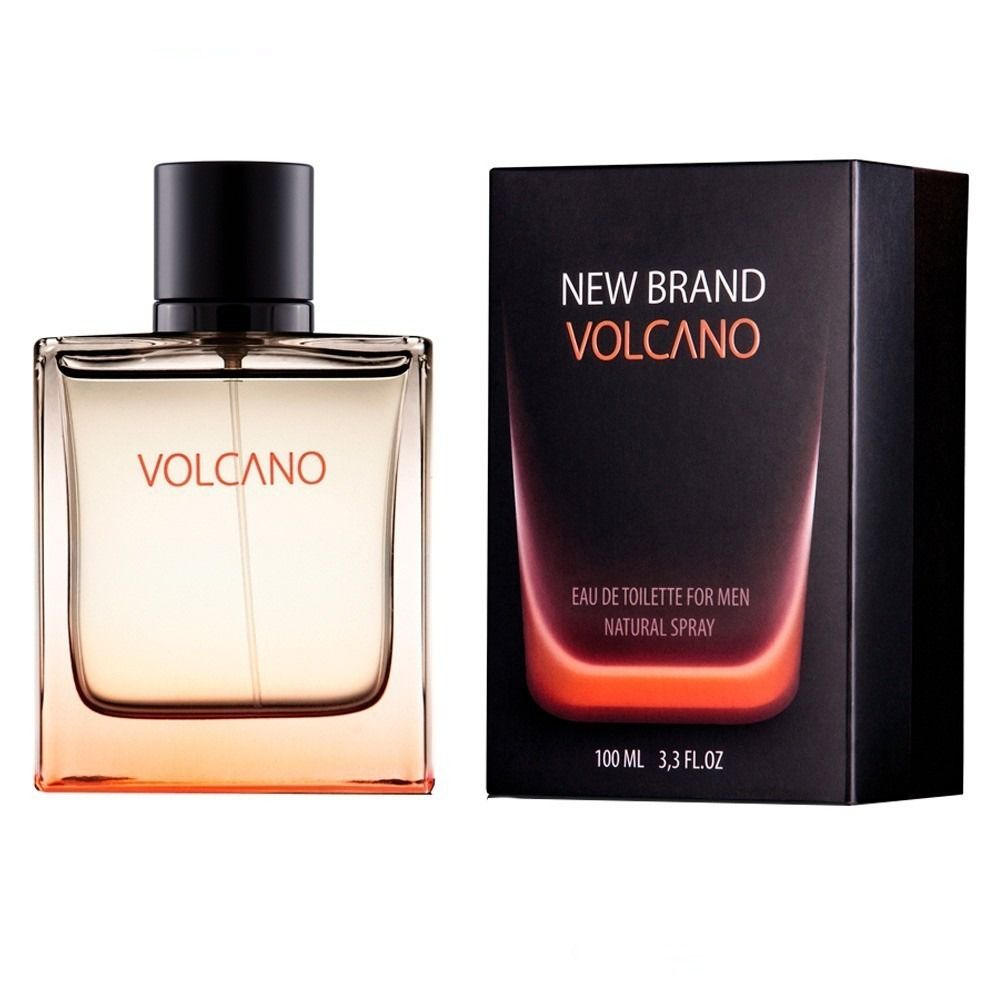 Volcano New Brand Masculino Eau de Toilette 100ML