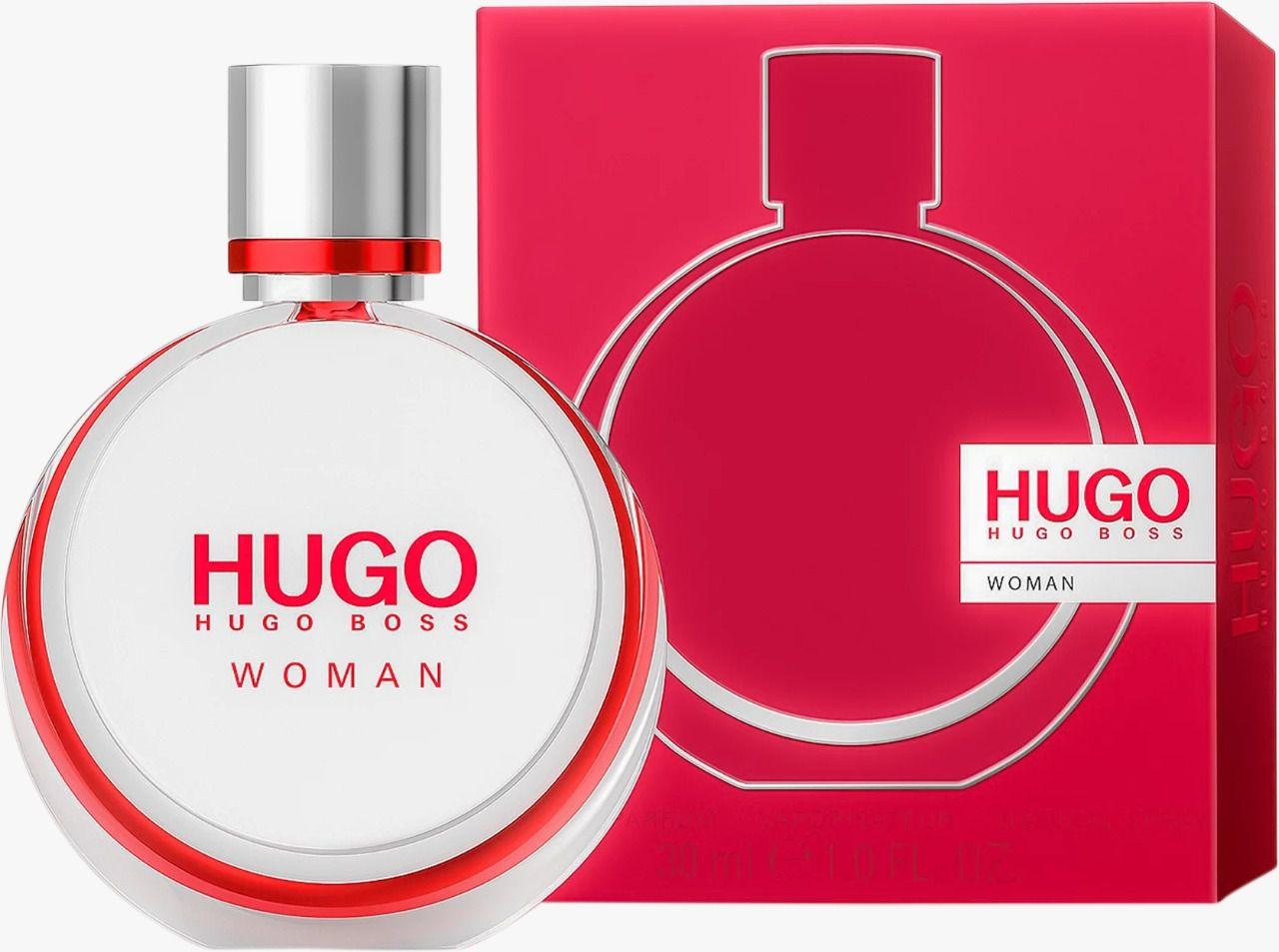 Woman Hugo Boss Feminino Eau de Parfum 50ml