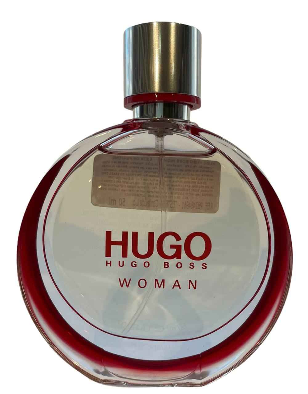 Woman Hugo Boss Feminino Eau de Parfum 50ml Tester