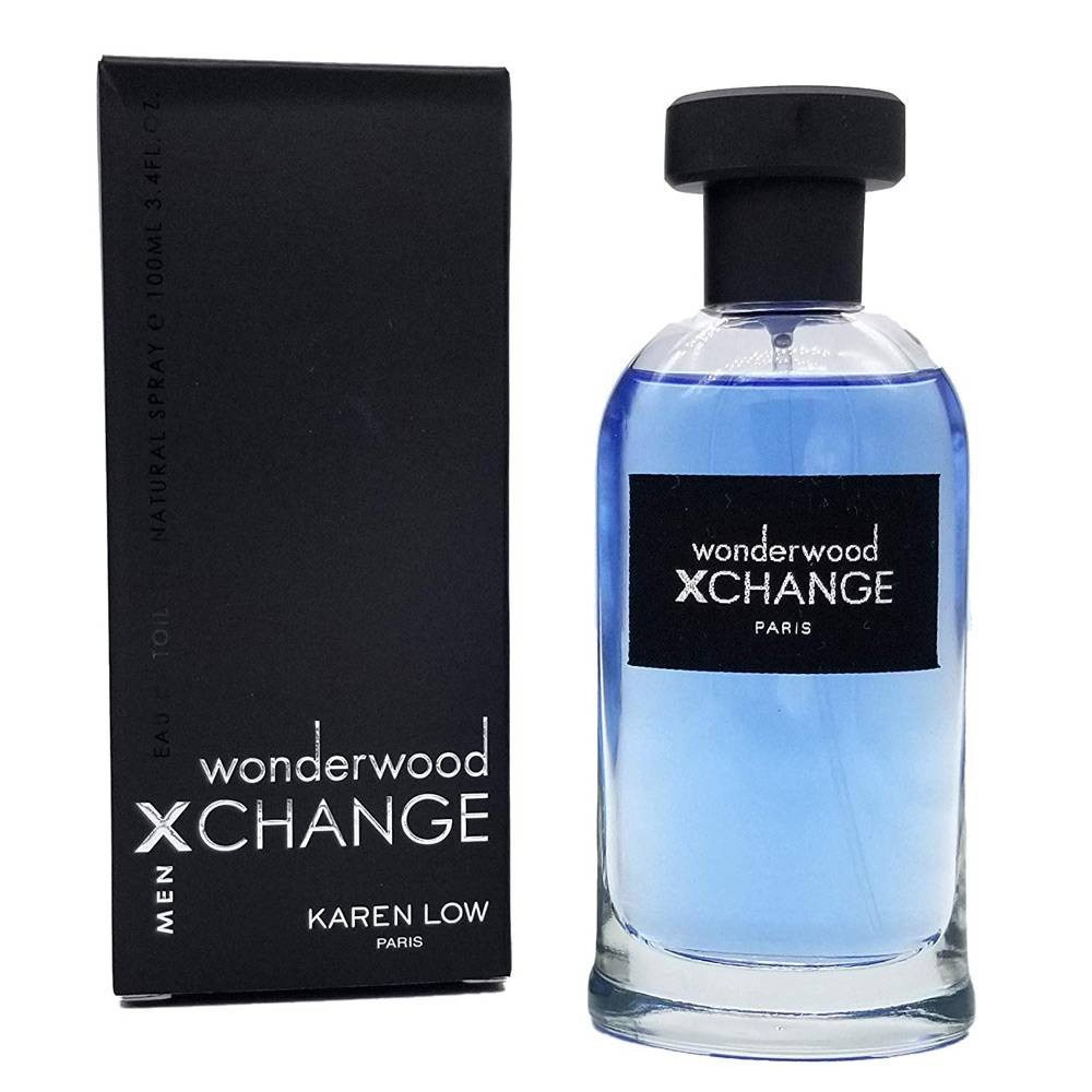 Wonderwood Xchange Karen Low Masculino Eau de Toilette 100ml