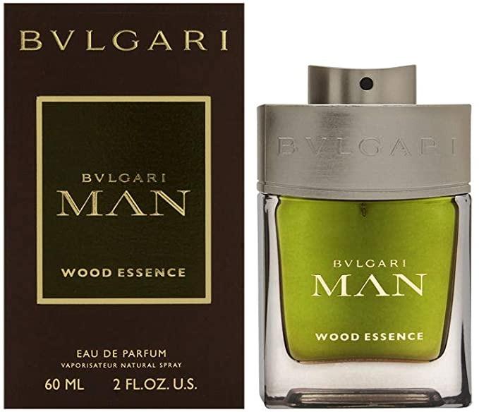 Wood Essence Bvlgari Masculino Eau de Parfum 60ml