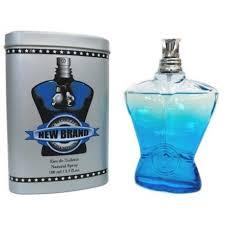 World Champion Blue New Brand Masculino Eau de Toilette 100ML
