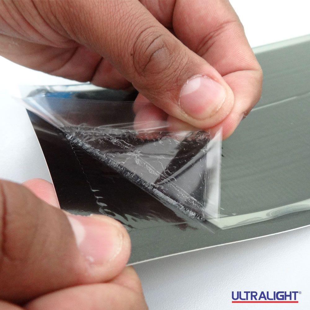 10 peças de Placa Adesiva com 03 Camadas Adesivas 400 x 135mm  (10 unidades com 03 = 30 unidades)